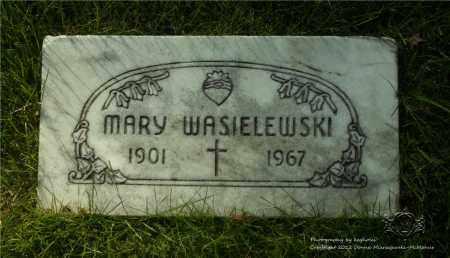 WASIELEWSKI, MARY - Lucas County, Ohio | MARY WASIELEWSKI - Ohio Gravestone Photos