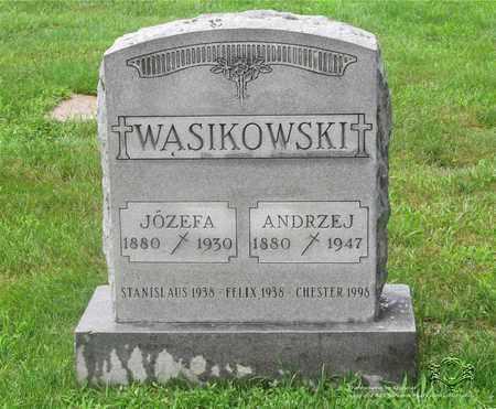 WASIKOWSKI, FELIX - Lucas County, Ohio | FELIX WASIKOWSKI - Ohio Gravestone Photos