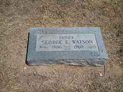 WATSON, GEORGE - Lucas County, Ohio | GEORGE WATSON - Ohio Gravestone Photos
