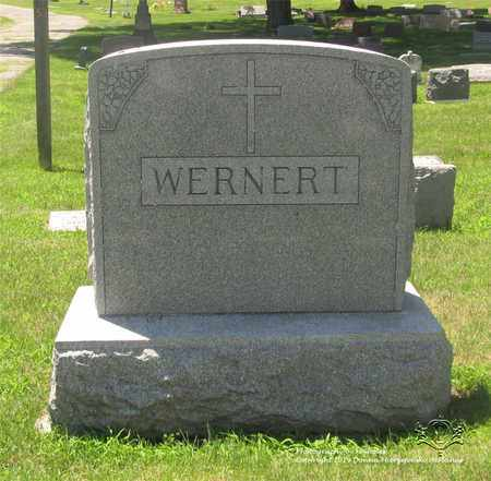 WERNERT, FAMILY MONUMENT - Lucas County, Ohio | FAMILY MONUMENT WERNERT - Ohio Gravestone Photos