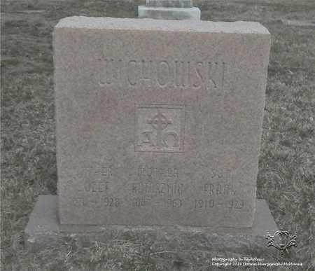 GODKOWSKI WICHOWSKI, KATARZYNA - Lucas County, Ohio | KATARZYNA GODKOWSKI WICHOWSKI - Ohio Gravestone Photos