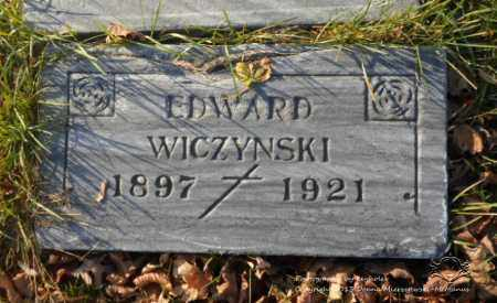 WICZYNSKI, EDWARD - Lucas County, Ohio | EDWARD WICZYNSKI - Ohio Gravestone Photos