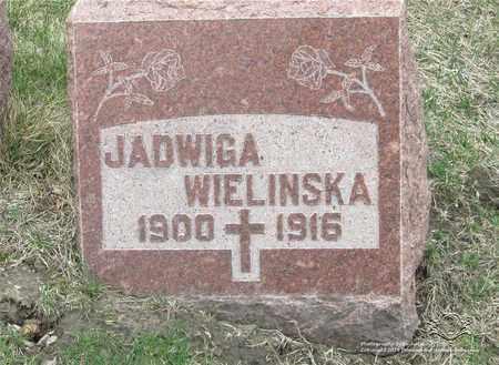 WIELINSKA, JADWIGA - Lucas County, Ohio | JADWIGA WIELINSKA - Ohio Gravestone Photos