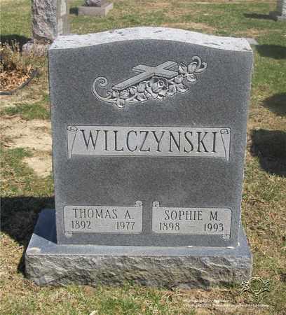 WILCZYNSKI, THOMAS A. - Lucas County, Ohio | THOMAS A. WILCZYNSKI - Ohio Gravestone Photos