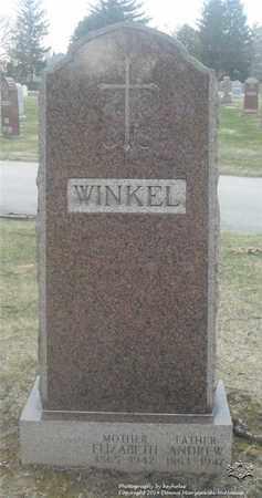 KOSINSKI WINKEL, ELIZABETH - Lucas County, Ohio   ELIZABETH KOSINSKI WINKEL - Ohio Gravestone Photos