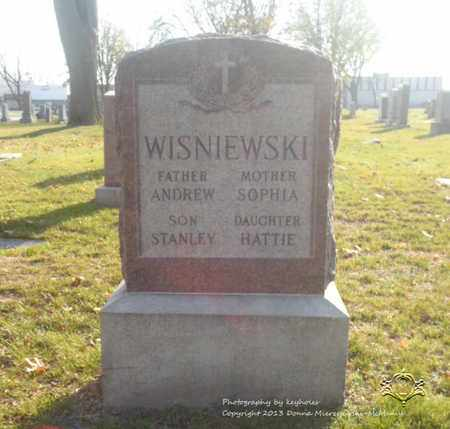 WISNIEWSKI, STANLEY - Lucas County, Ohio | STANLEY WISNIEWSKI - Ohio Gravestone Photos