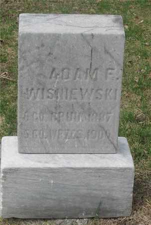WISNIEWSKI, ADAM F. - Lucas County, Ohio | ADAM F. WISNIEWSKI - Ohio Gravestone Photos