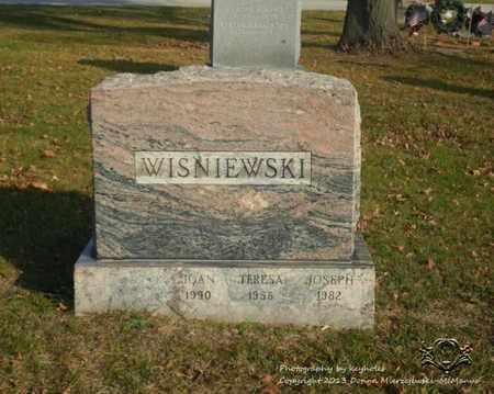 WISNIEWSKI, JOSEPH - Lucas County, Ohio   JOSEPH WISNIEWSKI - Ohio Gravestone Photos