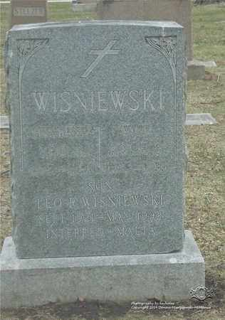GORNY WISNIEWSKI, ROSE - Lucas County, Ohio | ROSE GORNY WISNIEWSKI - Ohio Gravestone Photos