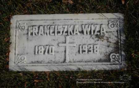 WIZA, FRANCISZKA - Lucas County, Ohio | FRANCISZKA WIZA - Ohio Gravestone Photos