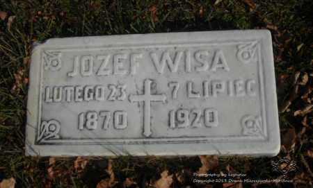 WIZA, JOZEF - Lucas County, Ohio | JOZEF WIZA - Ohio Gravestone Photos