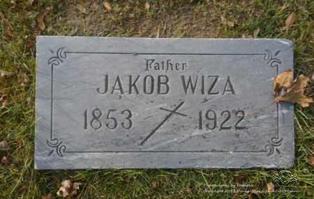 WIZA, JAKOB - Lucas County, Ohio   JAKOB WIZA - Ohio Gravestone Photos