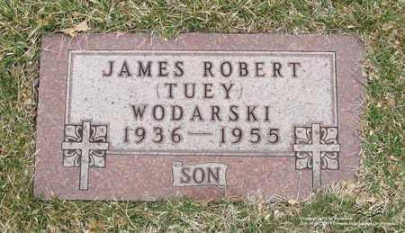 WODARSKI, JAMES ROBERT - Lucas County, Ohio | JAMES ROBERT WODARSKI - Ohio Gravestone Photos