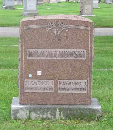 WOJCIECHOWSKI, CLEMENCE J. - Lucas County, Ohio | CLEMENCE J. WOJCIECHOWSKI - Ohio Gravestone Photos