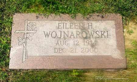 LEWANDOWSKI WOJNAROWSKI, EILEEN H. - Lucas County, Ohio | EILEEN H. LEWANDOWSKI WOJNAROWSKI - Ohio Gravestone Photos