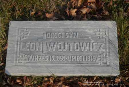 WOJTOWICZ, LEON - Lucas County, Ohio   LEON WOJTOWICZ - Ohio Gravestone Photos