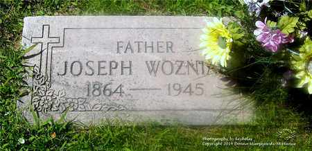 WOZNIAK, JOSEPH - Lucas County, Ohio   JOSEPH WOZNIAK - Ohio Gravestone Photos