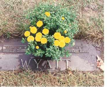 WYATT, WILLIAM H - Lucas County, Ohio | WILLIAM H WYATT - Ohio Gravestone Photos