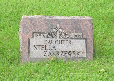 ZAKRZEWSKI, STELLA - Lucas County, Ohio | STELLA ZAKRZEWSKI - Ohio Gravestone Photos