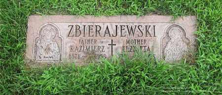 ZBIERAJEWSKI, KAZMIEREZ - Lucas County, Ohio | KAZMIEREZ ZBIERAJEWSKI - Ohio Gravestone Photos