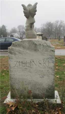 ZIELINSKI, BERNARD A. - Lucas County, Ohio | BERNARD A. ZIELINSKI - Ohio Gravestone Photos