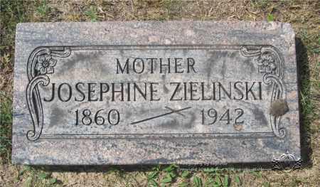 LITWICKI ZIELINSKI, JOSEPHINE - Lucas County, Ohio   JOSEPHINE LITWICKI ZIELINSKI - Ohio Gravestone Photos