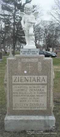 ZIENTARA, GEORGE - Lucas County, Ohio   GEORGE ZIENTARA - Ohio Gravestone Photos