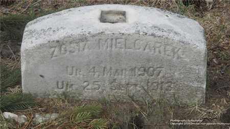 MIELCAREK, ZOFIA - Lucas County, Ohio   ZOFIA MIELCAREK - Ohio Gravestone Photos