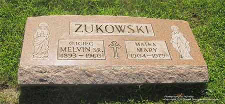 ZUKOWSKI, MARY - Lucas County, Ohio | MARY ZUKOWSKI - Ohio Gravestone Photos