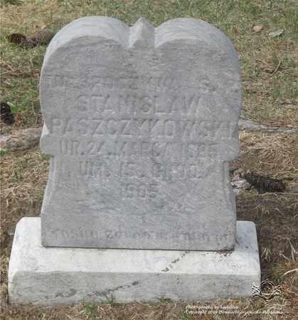 PASZCZYKOWSKI, STANISLAW - Lucas County, Ohio   STANISLAW PASZCZYKOWSKI - Ohio Gravestone Photos