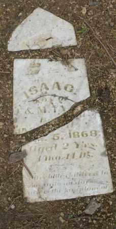 ?, ISAAC - Madison County, Ohio   ISAAC ? - Ohio Gravestone Photos