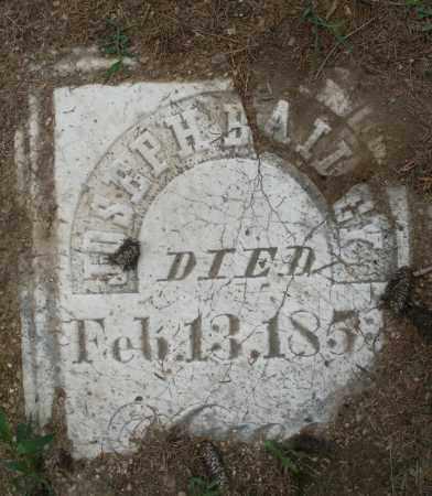 BAILEY, JOSEPH - Madison County, Ohio   JOSEPH BAILEY - Ohio Gravestone Photos