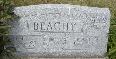 BEACHY, ALVIN J. - Madison County, Ohio | ALVIN J. BEACHY - Ohio Gravestone Photos