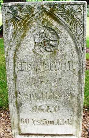 BIDWELL, ELISHA - Madison County, Ohio | ELISHA BIDWELL - Ohio Gravestone Photos