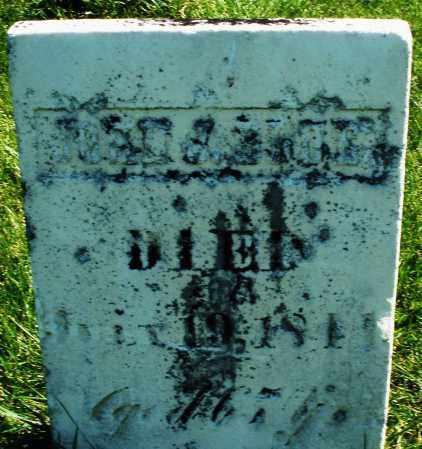 BLUE, JOHN - Madison County, Ohio | JOHN BLUE - Ohio Gravestone Photos