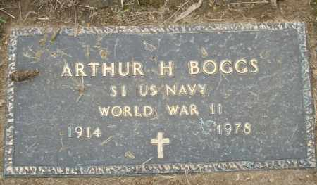 BOGGS, ARTHUR H. - Madison County, Ohio   ARTHUR H. BOGGS - Ohio Gravestone Photos
