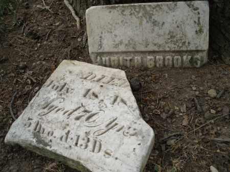 BROOKS, JUDITH - Madison County, Ohio | JUDITH BROOKS - Ohio Gravestone Photos