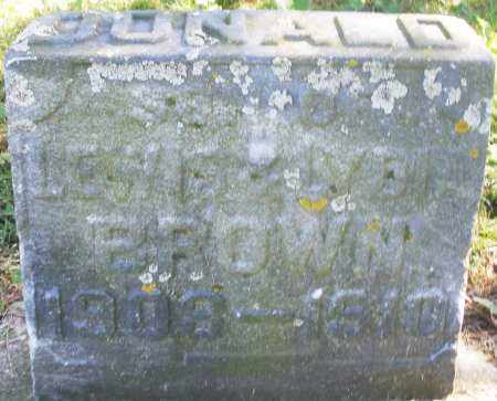 BROWN, DONALD - Madison County, Ohio | DONALD BROWN - Ohio Gravestone Photos