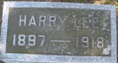 BROWN, HARRY LEE - Madison County, Ohio | HARRY LEE BROWN - Ohio Gravestone Photos