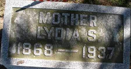BROWN, LYDIA S. - Madison County, Ohio | LYDIA S. BROWN - Ohio Gravestone Photos