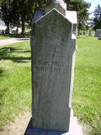 BUSSARD, INFANT SON - Madison County, Ohio   INFANT SON BUSSARD - Ohio Gravestone Photos