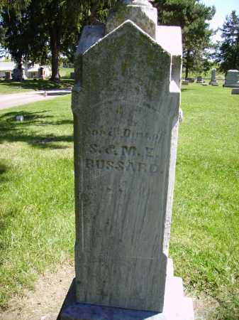BUSSARD, INFANT DAUGHTER - Madison County, Ohio | INFANT DAUGHTER BUSSARD - Ohio Gravestone Photos