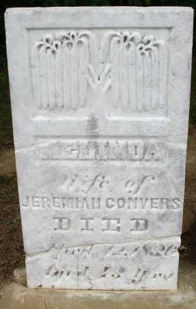 CONVERS, MELINDA - Madison County, Ohio | MELINDA CONVERS - Ohio Gravestone Photos
