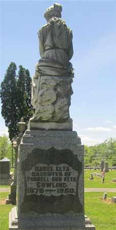 COWLING, MABEL ELTA - Madison County, Ohio | MABEL ELTA COWLING - Ohio Gravestone Photos