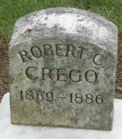 CREGO, ROBERT C. - Madison County, Ohio | ROBERT C. CREGO - Ohio Gravestone Photos
