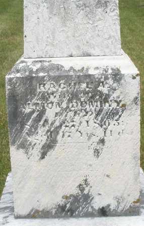 DOMINY, RACHEL A. - Madison County, Ohio | RACHEL A. DOMINY - Ohio Gravestone Photos
