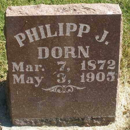 DORN, PHILIPP J. - Madison County, Ohio | PHILIPP J. DORN - Ohio Gravestone Photos