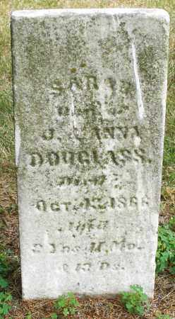 DOUGLASS, SARAH - Madison County, Ohio   SARAH DOUGLASS - Ohio Gravestone Photos