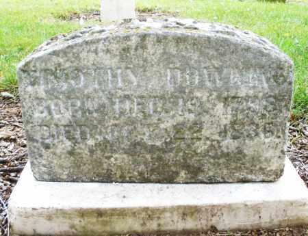 DOWNING, TIMOTHY - Madison County, Ohio | TIMOTHY DOWNING - Ohio Gravestone Photos