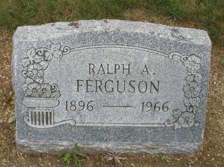 FERGUSON, RALPH A. - Madison County, Ohio | RALPH A. FERGUSON - Ohio Gravestone Photos